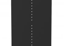 6109862 - OBO BETTERMANN Разделительная перегородка для блока питания VH (черный) (VH-8 TW).