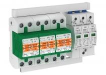 5089754 - OBO BETTERMANN Комплект УЗИП (устройство защиты от импулсных перенапряжений -