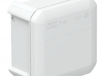 2007223 - OBO BETTERMANN Распределительная коробка 90x90x52 (T 40 OE).
