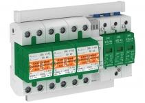 5089775 - OBO BETTERMANN Комплект УЗИП (устройство защиты от импулсных перенапряжений -