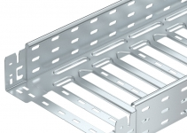 6059088 - OBO BETTERMANN Кабельный листовой лоток перфорированный 85x400x3050 (MKSM 840 FS).