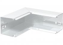 6248436 - OBO BETTERMANN Внутренний угол кабельного канала LKM 80x80 мм (сталь,белый) (LKM I80080RW).