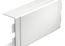 6023045 - OBO BETTERMANN Крышка T-образной секции кабельного канала WDK 60x130 мм (ПВХ,серый) (WDK HK60130GR).