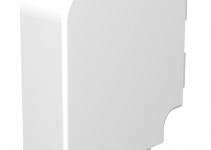6161545 - OBO BETTERMANN Крышка плоского угла кабельного канала WDK 60x170 мм (ПВХ,кремовый) (WDK HF60170CW).