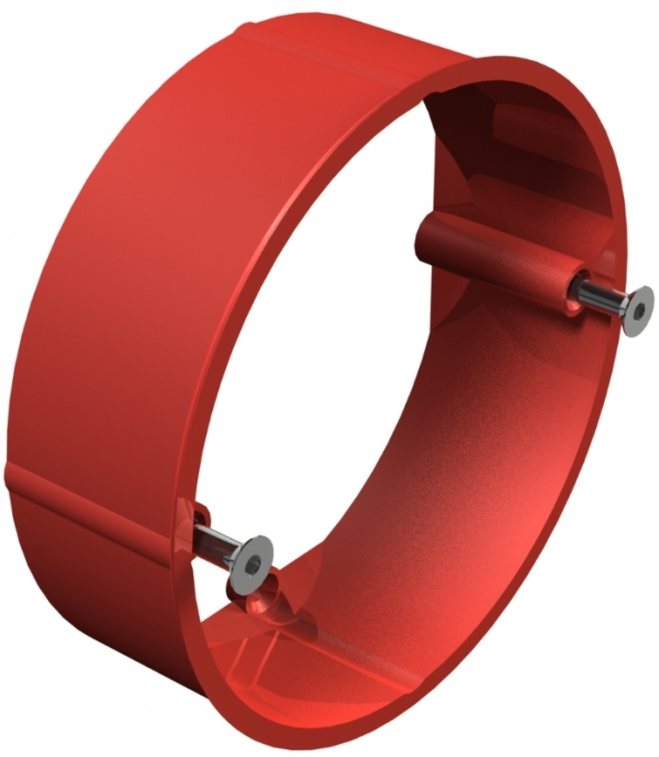 2003299 - OBO BETTERMANN Выравнивающее кольцо скрытого монтажа Ø70мм, H24мм (UV 70 PA 24).