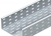 6058396 - OBO BETTERMANN Кабельный листовой лоток перфорированный 85x400x3000 (SKS 840 FS).