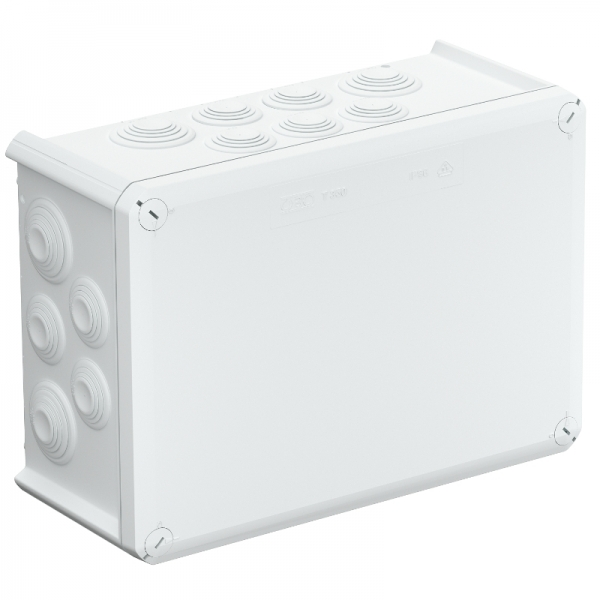2007568 - OBO BETTERMANN Распределительная коробка 285x201x120 (T 350 RW).