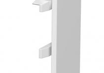 6199287 - OBO BETTERMANN Стыковая накладка плинтусного канала SKL h=70 мм (ПВХ,буковый) (SKL-SA70DBU).
