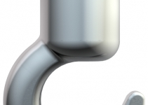 3460169 - OBO BETTERMANN Крюк потолочный M6 (2081 M6 G).