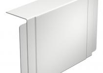 6192722 - OBO BETTERMANN Крышка T-образной секции кабельного канала WDK 80x210 мм (ПВХ,белый) (WDK HK80210RW).
