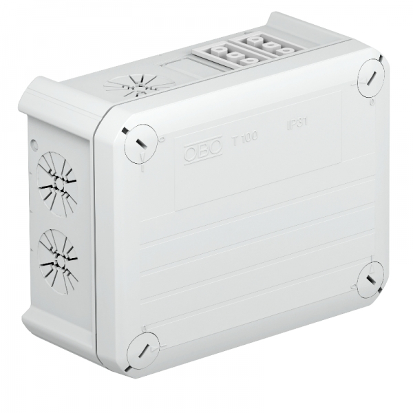 2007819 - OBO BETTERMANN Распределительная коробка 150x116x67 (T 100 WB 2W3 2S3).