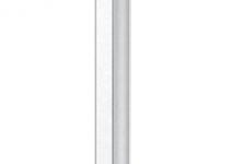 6290095 - OBO BETTERMANN Электромонтажная колонна 2,3-3,8 м 1-сторонняя Modul45 70x2300 мм (алюминий,белый) (ISSRM45FRW).