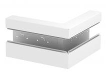 6278010 - OBO BETTERMANN Внешний угол кабельного канала Rapid 80 нерегулируемый 70x210 мм (сталь,белый) (GS-AA70210RW).
