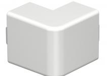 6192181 - OBO BETTERMANN Крышка внешнего угла кабельного канала WDK 25x40 мм (ПВХ,белый) (WDK HA25040RW).