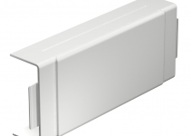 6192564 - OBO BETTERMANN Крышка T-образной секции кабельного канала WDK 40x90 мм (ПВХ,белый) (WDK HK40090RW).