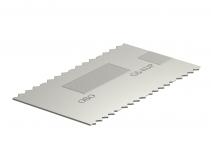 6279704 - OBO BETTERMANN Соединитель для кабельного канала Rapid 80 GA (глубина 90 мм) (GA-KUP90).