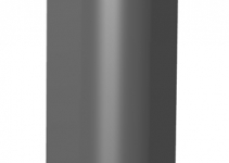 7408432 - OBO BETTERMANN Угловая заглушка бокса Telitank T8NL (полиамид,светло-серый) (T8NL EB2 7035).