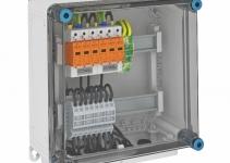 5088625 - OBO BETTERMANN Комплект УЗИП (устройство защиты от импулсных перенапряжений -