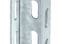 6342328 - OBO BETTERMANN U-образная профильная рейка 50x30x1500 (US 3 150 FS).