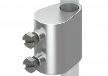 5335205 - OBO BETTERMANN Соединительный зажим для проволоки продольный (223 DIN ZN).