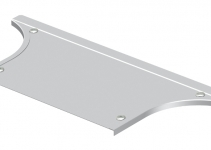 7136943 - OBO BETTERMANN Крышка T-образного соединения 500мм (DFAA 500 VA4301).