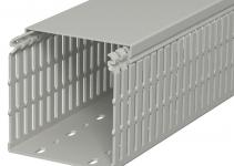 6178441 - OBO BETTERMANN Распределительный кабельный канал LKV N 100x100x2000 мм (ПВХ,серый) (LKV N 100100).