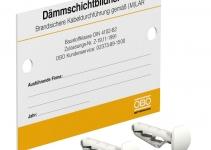 7205420 - OBO BETTERMANN Маркировочная табличка (KS-LAR DE).