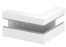 6278110 - OBO BETTERMANN Внешний угол кабельного канала Rapid 80 нерегулируемый 90x210 мм (сталь,белый) (GS-AA90210RW).