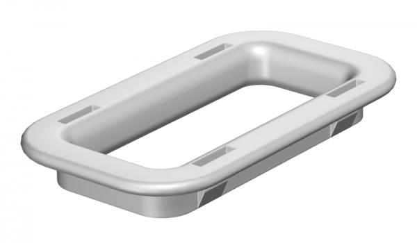 6066704 - OBO BETTERMANN Предохранительное кольцо для защиты кабеля (KSR-915 PE).