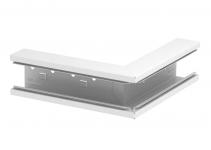 6277010 - OBO BETTERMANN Внешний угол кабельного канала Rapid 80 нерегулируемый 70x110 мм (сталь,белый) (GS-SA70110RW).