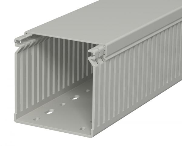 6178056 - OBO BETTERMANN Распределительный кабельный канал LK4 80x80x2000 мм (ПВХ,серый) (LK4 80080).
