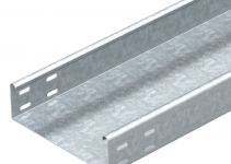 6063225 - OBO BETTERMANN Кабельный листовой лоток неперфорированный 60x400x3000 (MKSU 640 FS).