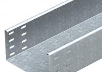 6063438 - OBO BETTERMANN Кабельный листовой лоток неперфорированный 110x200x3000 (SKSU 120 FS).