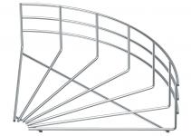 6002323 - OBO BETTERMANN Угловая секция 90°   105x300 (GRB 90 130 FT).