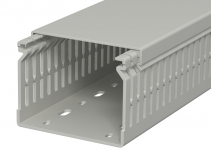 6178209 - OBO BETTERMANN Распределительный кабельный канал LK4 N 60x80x2000 мм (ПВХ,серый) (LK4 N 60080).