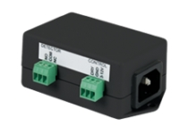 RMS-PWR-01 - Розетка с возможностью удаленного включения/выключения внешних устройств (до 230 В/10 А) и контроля наличия тока (только при использовании Ramos Mini)