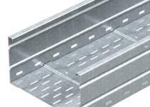 6098558 - OBO BETTERMANN Кабельный листовой лоток для больших расстояний 160x400x6000 (WKSG 164 FT).