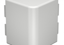 6192343 - OBO BETTERMANN Крышка внешнего угла кабельного канала WDK 60x130 мм (ПВХ,белый) (WDK HA60130RW).