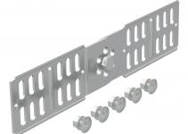 7082265 - OBO BETTERMANN Шарнирный соединитель кабельного листового лотка 60x260 (RGV 60 VA4571).