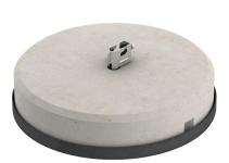 5403110 - OBO BETTERMANN Основание молниеприемника бетонное (F-Fix-10B).