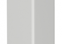 6154522 - OBO BETTERMANN Торцевая заглушка кабельного канала WDK 10x30 мм (ПВХ,белый) (WDK HE10030RW).
