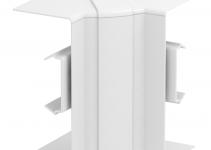 6274642 - OBO BETTERMANN Внутренний угол кабельного канала Rapid 80 регулируемый 70x170 мм (ABS-пластик,светло-серый) (GK-IH70170LGR).