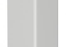 6153607 - OBO BETTERMANN Торцевая заглушка кабельного канала WDK 10x30 мм (ПВХ,кремовый) (WDK HE10030CW).