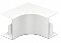 6175972 - OBO BETTERMANN Крышка внутреннего угла кабельного канала WDKH 40x60 мм (ABS-пластик,светло-серый) (WDKH-I40060LGR).