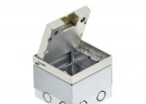 7427090 - OBO BETTERMANN Лючок UDHOME2 125x125x110 мм (UDHOME2 V).