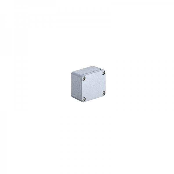 2011312 - OBO BETTERMANN Распределительная коробка  ALU 125x80x57 (Mx 120805 SGR).
