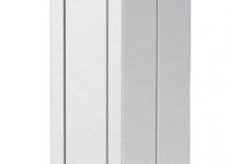 6290040 - OBO BETTERMANN Электромонтажная миниколонна 0,68 м 2-х сторонняя 140x133x675 мм (алюминий,белый) (ISSHS140700RW).