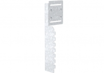 6279820 - OBO BETTERMANN Монтажный и соединительный профиль для конвекционных решеток (сталь) (MVKG70130).