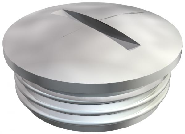 2090589 - OBO BETTERMANN Заглушка, латунь M50 (168 MS M50).