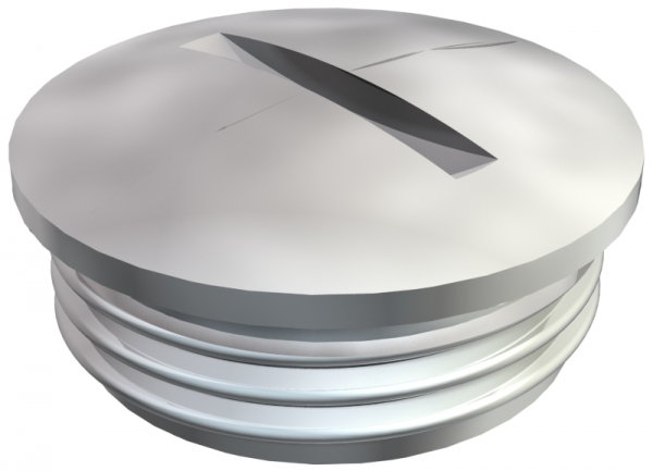 2090546 - OBO BETTERMANN Заглушка, латунь M20 (168 MS M20).